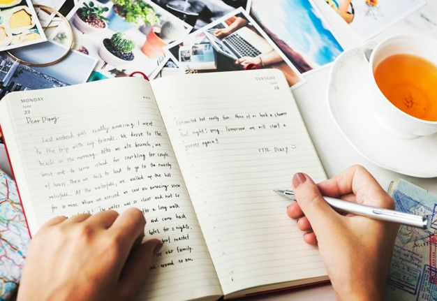 günlük yazmak
